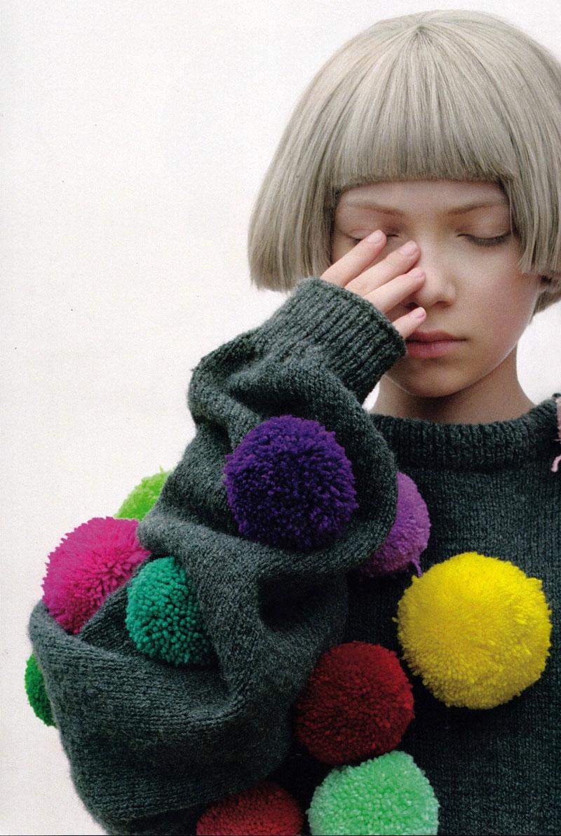 TAVI SAYS: Lizzie Widdicombe profiles 14-year-old fashion blogger Tavi ...